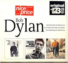 Bob Dylan -  1996 Sony Original 123 CD Box Set 3 Great Original Albums