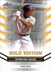 034-Rare-034-Ke-039-Bryan-Hayes-2015-Feuille-Draft-034-or-Edition-034-Debutant