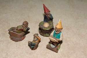 Tom Clark Gnomes Set of 4