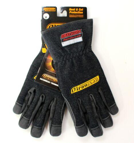 Kevlar Size Medium Ironclad Heatworx Reinforced Shop Gloves