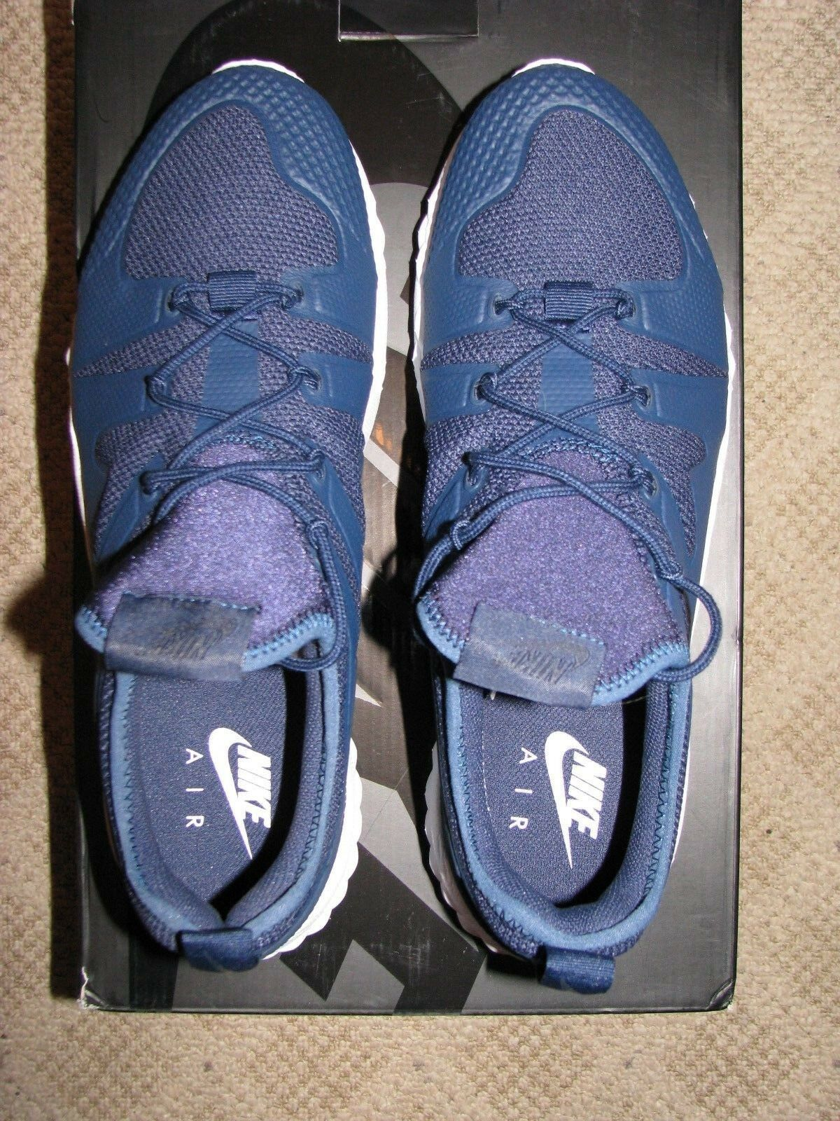 Nike Air Zoom Zoom Zoom LWP '16 Midnight Navy   Obsidian Mens Size 10 DS NEW  918226-400 d64f2c