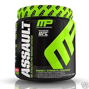 Musclepharm assault 50 servings