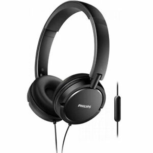 Cuffie-Stereo-Philips-SHL5005-PC-TV-Mp3-Smartphone-Auricolari-32mm-con-Microfono