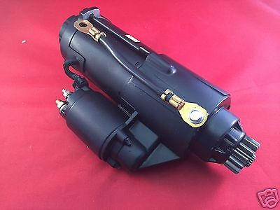 NEW STARTER MERCURY MARINE OUTBOARD ENGINE 200XL Optimax 2001-11 w 200 HP