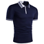 Camisetas Polo De Hombre Ropa Franelas Camisas de Moda Para Vestir Hombres