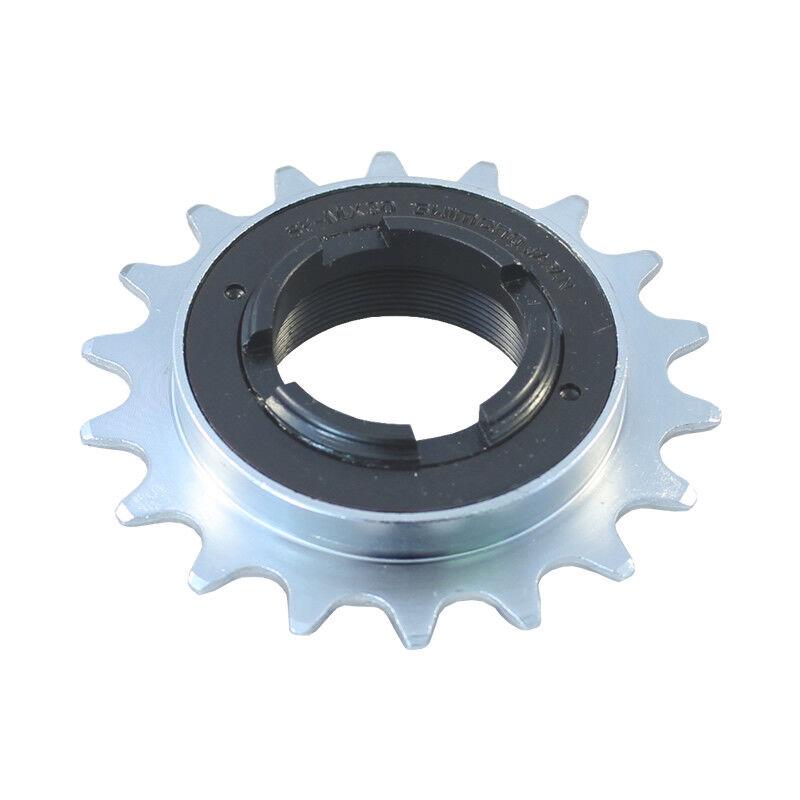 Shimano Fahrrad Singlespeed Schraub Ritzel DX SF-MX30 18 Zähne optimal für BMX