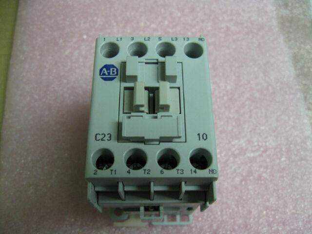 24V DC 23 AMP 100-C23EJ10 100-C23E10 Standard CONTACTOR Ser C,3 Pole