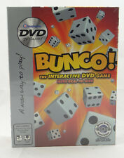 BUNCO - THE INTERACTIVE DVD GAME (WITH REAL 3D DICE) ~ WBA 2005 451USA ~ NEW