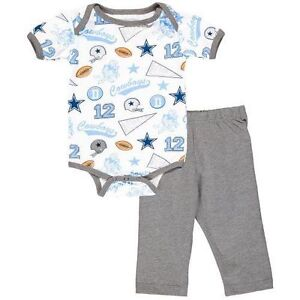 Infant Dallas Cowboys Inspired pant Set