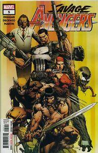 SAVAGE-Avengers-5-2019-Marvel-Comics-USA-L197