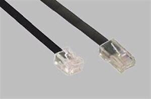 modular kabel rj45 auf rj11 10m 10 m dsl modem splitter ebay. Black Bedroom Furniture Sets. Home Design Ideas
