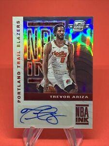 2019-20 Panini Contenders Optic Trevor Ariza NBA Ink Auto Miami Heat 💎🏀