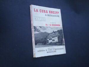 Guggenberg: La cura Kneipp a Bressanone. 1940 RARO | eBay