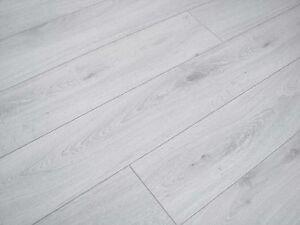 Image Is Loading Sample Of Prestige Light Grey Oak 10mm 4v