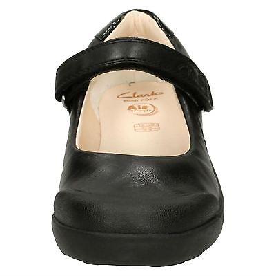 Clarks Niña Zapatos de colegio 'Lil FOLK Bud '