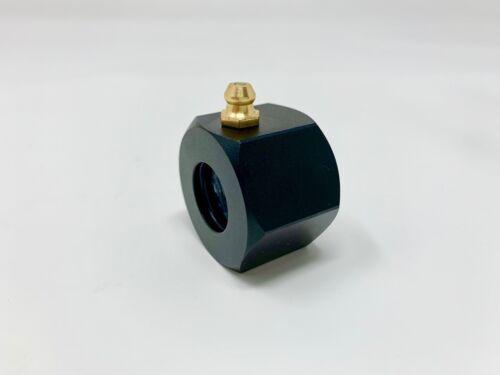 "NIB Yamaha Tohatsu Mercury Tilt Tube Grease Nut 7//8/""ID Steering Cable Quality!"