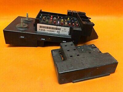 01 Ford F150 F250 TRUCK 4X4 INTERIOR DASH FUSEBOX FUSE BOX 1L3T-14A067-BA