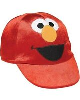 Sesame Street Elmo Deluxe Hat Child One Size