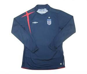 England 2005-07 ORIGINALE GK Shirt (eccellente) YXL Soccer Jersey