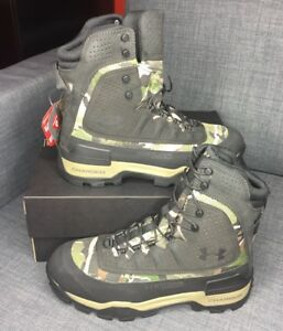 0352f75c376 Under Armour Mens Hunting Hiking Boots Brow Tine 2.0 400G 3000292 ...