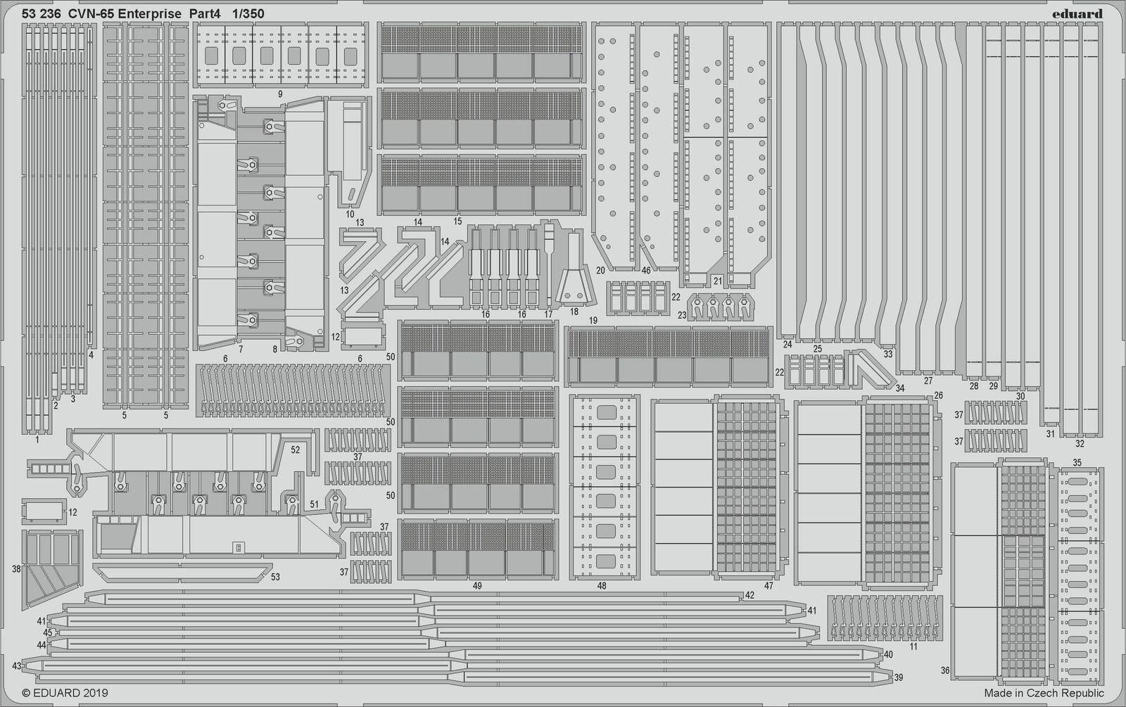 Eduard 1 350 Cvn-65 Enterprise Parte 4  53236