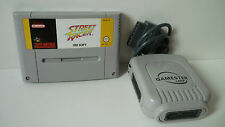 ►►►► SUPER NINTENDO SNES / Street Racer [SNSP-ASRP-EUR] + Multiplayer Gamester