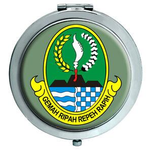 West Java (Indonesien) Kompakter Spiegel