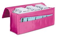 Hannah Direct Expandable Coupon Organizer In Pink