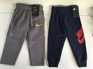 ba1aea03919 Nike boys lot of athletic gym pants size 2t new with tags