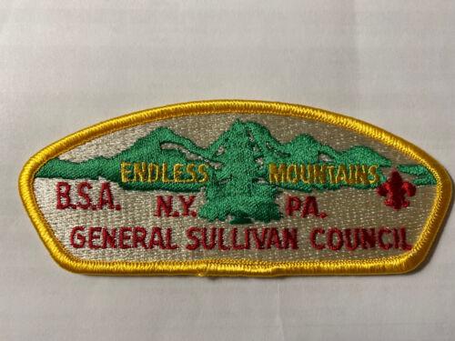 MINT CSP General Sullivan Council New York Pennsylvania S-5
