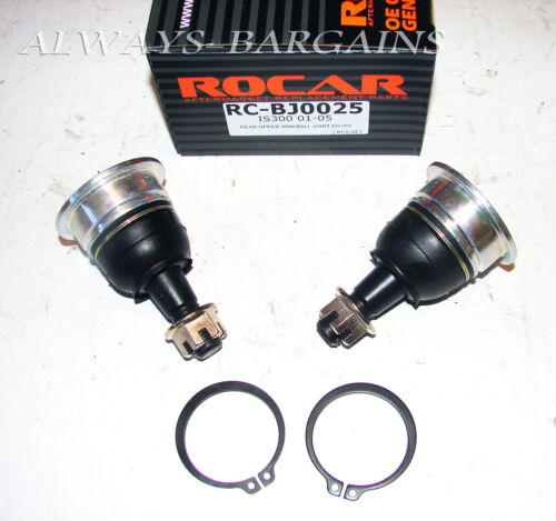 ROCAR Rear Upper Arm Ball Joint Fits Lexus IS300 01-05 2pcs RC-BJ0025