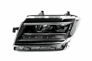 VW-Crafter-16-LED-Headlight-Headlamp-Left-Passenger-Near-Side-N-S-OEM-Hella