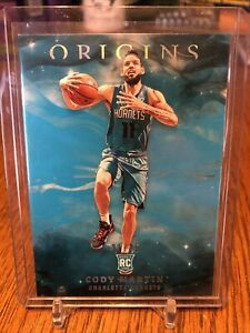 2019-20 Panini Origins Basketball #78 Cody Martin RC # 21/25 SP Hornets
