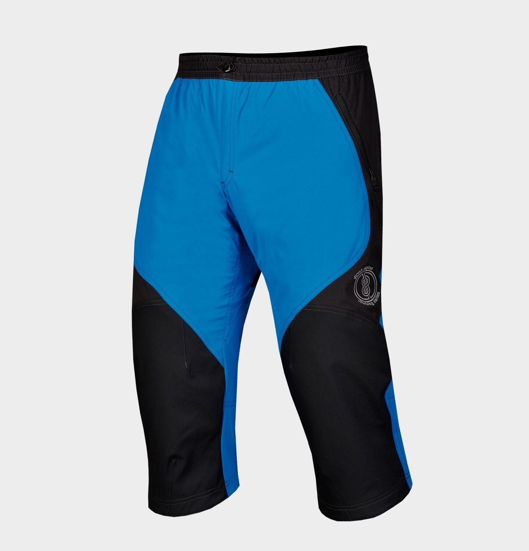 Direct Alpine Kaiser 34 Pantaloni,Arrampicata Pantaloni Outdoor per Uomini,Blu