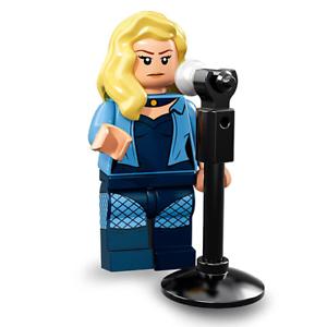 BLACK-Canary-La-LEGO-BATMAN-Film-Lego-minifigures-serie-2-71020