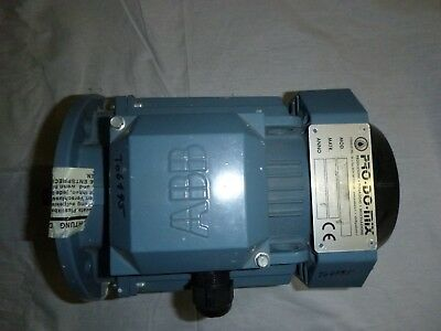 Intellektuell Abb Elektromotor M3aa 090 Ld 4
