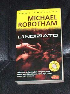MICHAEL-ROBOTHAM-L-039-INDIZIATO-SUPERPOCKET-BEST-THRILLER-N-92-2005-GRANDE-ESORDIO