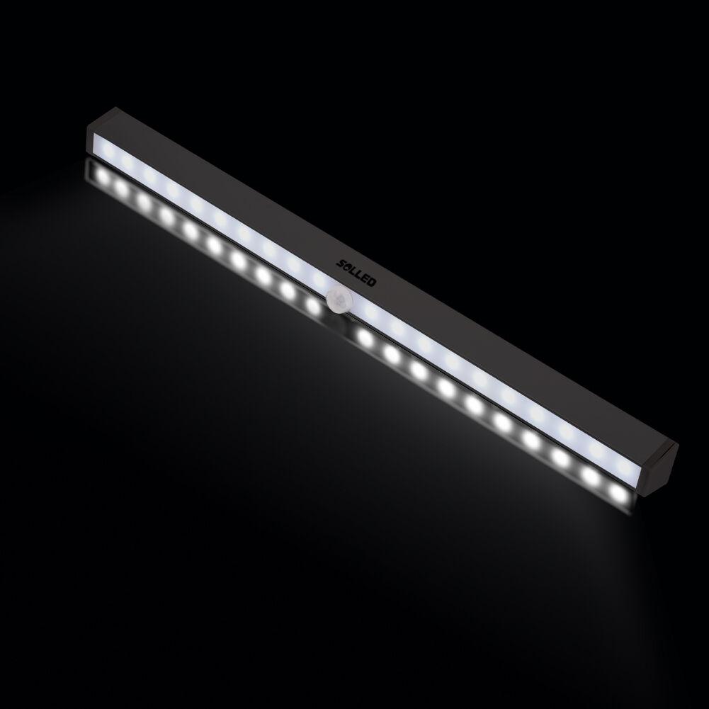 leds portable wireless motion sensor closet under cabinet night light. Black Bedroom Furniture Sets. Home Design Ideas