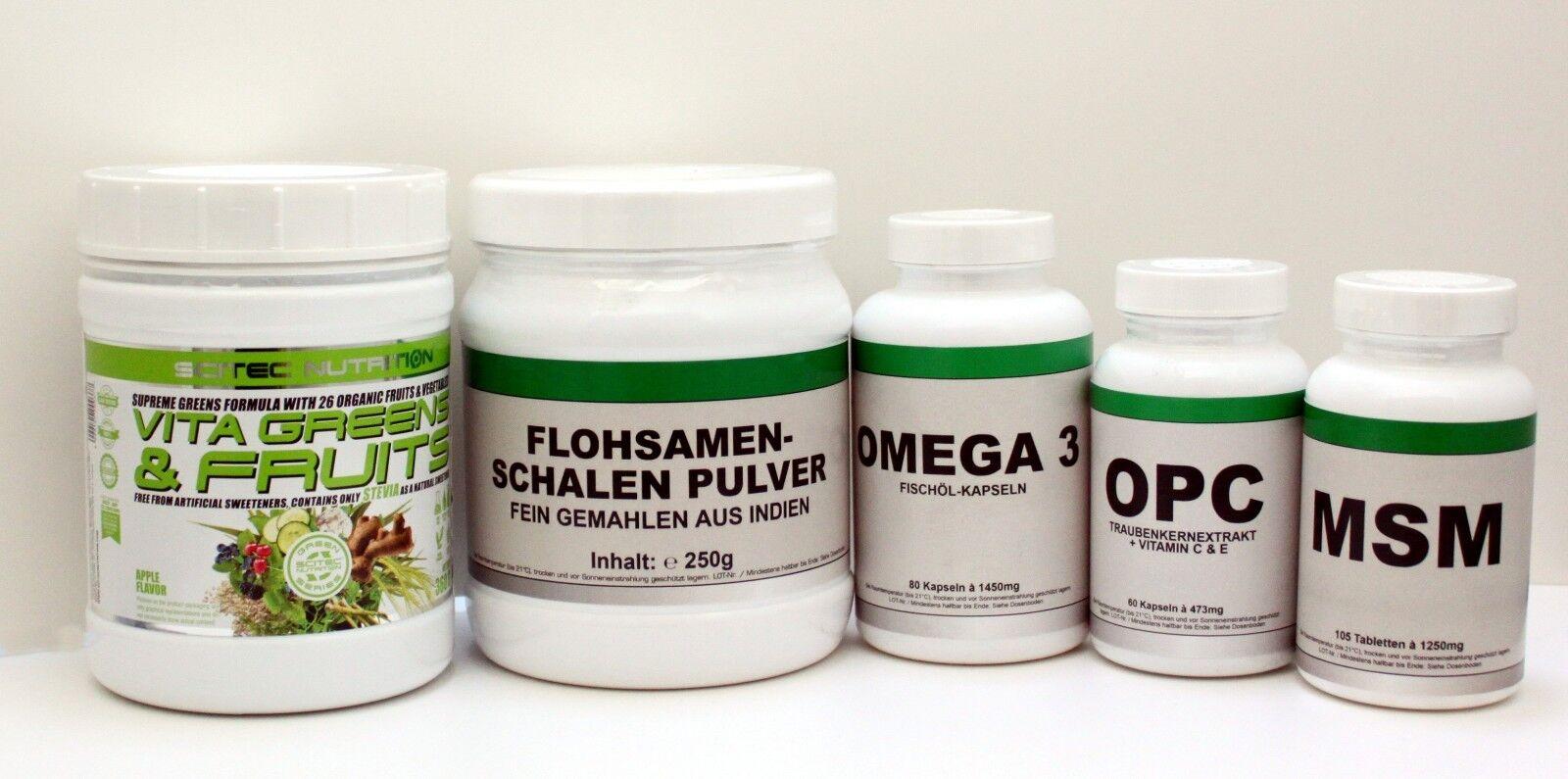 Vitalstoff, Stoffwechselkur, 21 Tage HCG Diät als  Set   mit Einnahmeplan