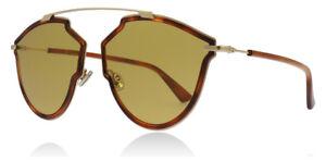 f475c920bba DIOR SO REAL RISE Sunglasses 006J-70 58mm Gold-Havana   Brown Lens ...