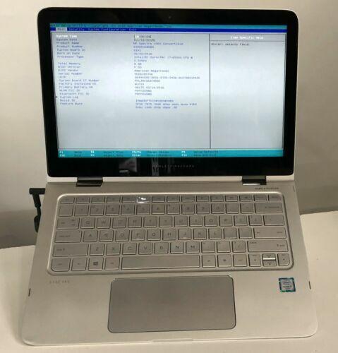 HP Spectre X360 13-4103dx / i7-6500U 2.5GHz / 8GB / 256GB