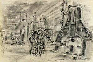 Siegfried-Kuhnel-1900-1976-Chez