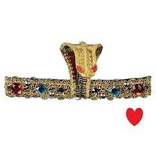 Cleopatra headband headdress egyptian pharoah