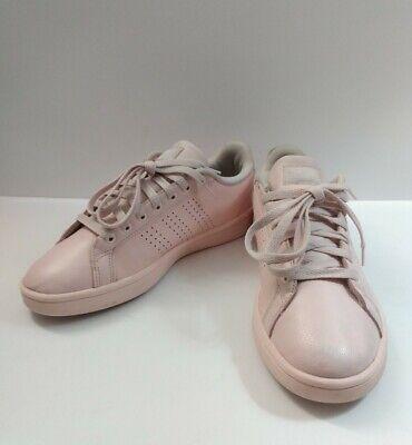 Adidas Neo AH2230 Cloudfoam Pink Women's Sneakers Size 8   eBay
