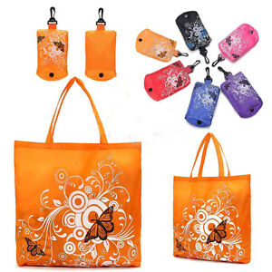 New-Eco-Shopping-Butterfly-Shoulder-Bag-Pouch-Tote-Handbag-Folding-Reusable-Bags
