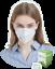 Indexbild 10 - Mundschutz 3M Uvex FFP 2 FFP2  6922 8810 3210 2210 2220 Atemschutzmaske  Ventil