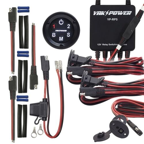 Yak-Power YP-RP5CS3 Plug-and-Play Serious Complete System