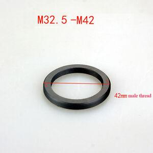 Utile 32.5 Mm M32.5 X0.5 à M42 X1mm Pour Roedenstock Schneider Agrandisseur Objectif Obturateur-afficher Le Titre D'origine Le Plus Grand Confort