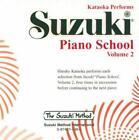 Suzuki Piano School Piano CD 2 (1993)