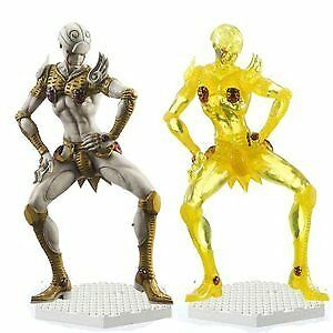 Bizarre Adventure DX Collection Figure Vol stand of JoJo. 3 oro Experience
